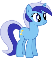 Minuette/Colgate by GameMasterLuna