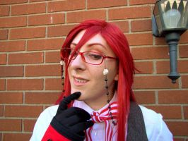 Grell: Amusing thoughts by DarkMuse112