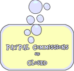 Art Status - PayPal Commissions are Closed by octopusfam