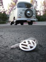 Vw Bus by MagicEddieLive