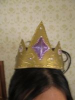 Princess Celestia Crown (tutorial in descrip box) by okami-chan1023