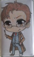 Chibi tenth iPod by BossHossBones