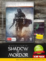 Middle-Earth: Shadow Of Mordor (Icons Pack) by archnophobia