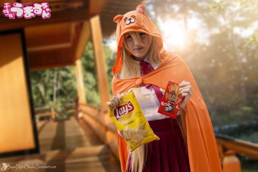 Umaru-Chan (1 of 2) by BryanDigitalStudio