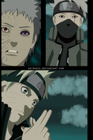 Naruto 655 Difference between you by Uendy