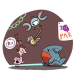 [PKMNation] (Event Objective 1) Bring Me Closer! by rakadishu