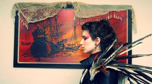 Lost Girl I by LadyduLac