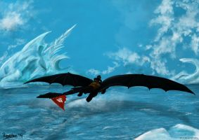 HTTYD2 ~ Where No One Goes by Yoshida-Takumi