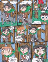 Attack on Titan comic by timelordponygirl