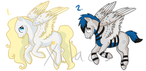 *Free* pony adopts! [closed] by Xilacs