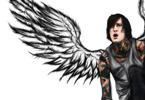 Mitch Lucker by SakuraBlossom0019