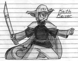 Keith's Gone Keidran! by Outlaw-Marston