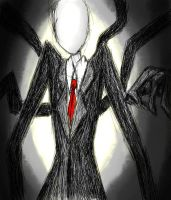 Slender Man - Slendy~ by sesshyluvr70946