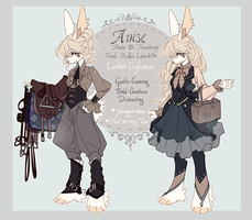 Character: Anise by faios