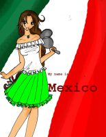 My Name is Mexico APH by JennifferRiddle