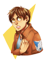 Eren by ChussKa