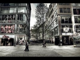 Eye on Munich XXV by Michela-Riva
