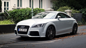 Audi TTRS by ShadowPhotography