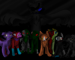 All for one by CandyGearz