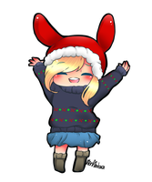 .:Winter Fionna:. by MionMaebara