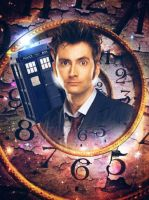 10th Doctor by SimmonBeresford