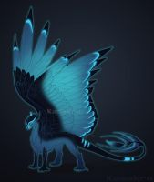 Dragon Adopt: Broadwing - Rare - CLOSED by Kamakru