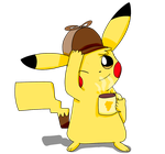 Detective Pikachu by sp19047