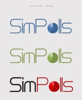 SimPolls logo 2 by TRIO-3