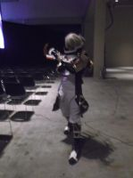 Haseo at Anime Boston 2014 by Dynneekx