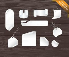 Sticky Note Vector Sample Pack by Vecteezy