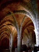 The Cloisters by TheClaudia