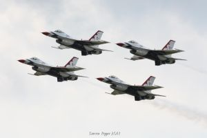 Thuderbirds by DAZZY-P