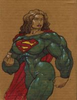 Superwoman1 by MarkMoore