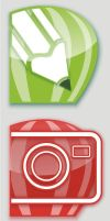 logo corel x4 by giographics