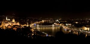 Budapest by cookiesnap