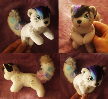Prize plush: Isis finished by goiku