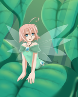 My Fairy by minit