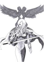 Claymore- Teresa by Adual