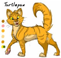 Turtlepaw by stuffed
