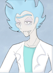 Rick, Draw My Style by Prepare-Your-Bladder