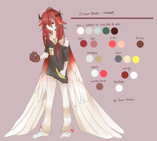 Custom Adopt: miyadopt by beartachi