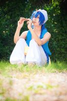 Aladdin - Magi the Labyrinth of Magic by oShadowButterflyo