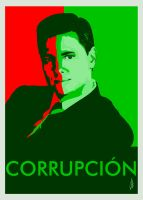 Corrupcion Pena Nieto by Angelwero