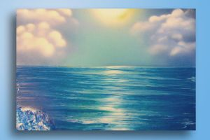 Spray paint peaceful clouds by nousernameavailabl