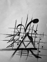Abstract Triforce by reita-angel