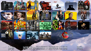 IMDB Top 250 Greatest TV Shows Of All Time-Pack 2 by gterritory