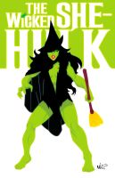 The Wicked She-Hulk by micQuestion
