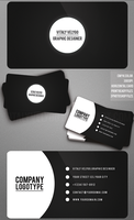 Style Business Card by vitalyvelygo
