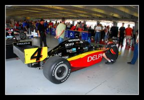 Delphi Indy Racing by sandwedge