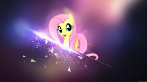 Wallpaper - Flutters by AntylaVX